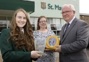 St Marys Student Wins AED from HeartSine Technologies