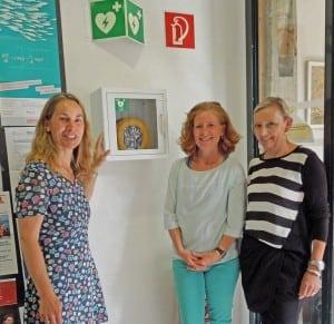 Hohenloher_Tagblatt_Herzzentrum spendet Defi an Kinderdorf