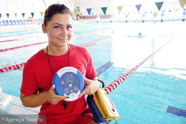Poland - Swimmer