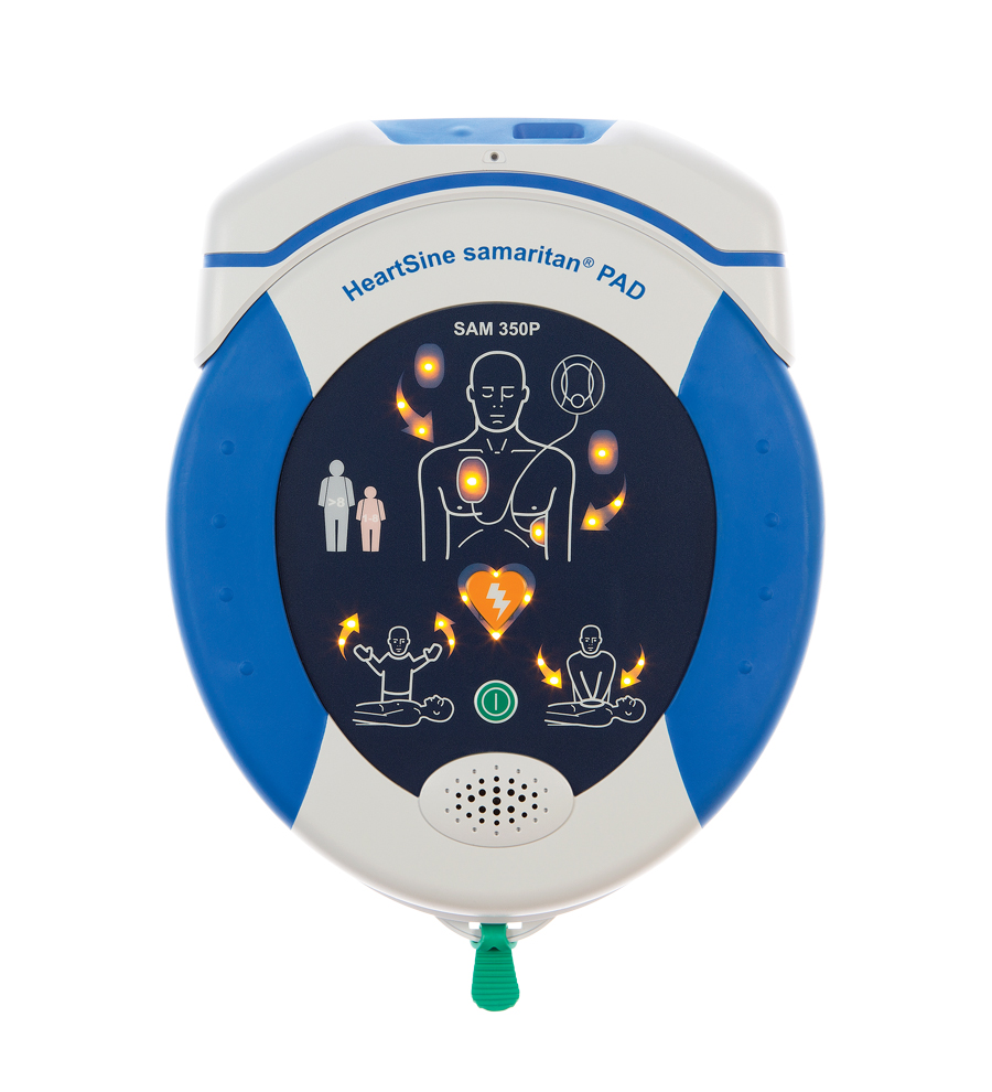 HeartSine Connected samaritan PAD 350P