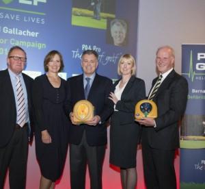 Bernard Gallacher Defibrillator Campaign